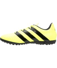 adidas Performance ACE 16.4 TF Chaussures de foot multicrampons solar yellow/core black/silver metallic