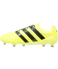 adidas Performance ACE 16.1 FG Chaussures de foot à crampons solar yellow/core black/silver metallic