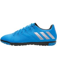 adidas Performance 16.3 TF Chaussures de foot multicrampons shock blue/matte silver/core black