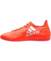 adidas Performance X 16.3 IN Chaussures de foot en salle solar red/silver metallic/hires red