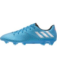 adidas Performance 16.1 FG Chaussures de foot à crampons shock blue/matee silver/core black