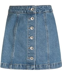 New Look 915 Generation Jupe en jean blue denim