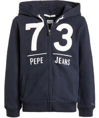 Pepe Jeans HOWARD Sweat zippé ink