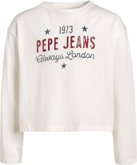 Pepe Jeans CLAUDIA Tshirt à manches longues offwhite