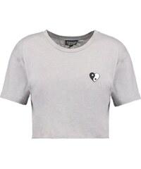 Topshop Tshirt basique light grey