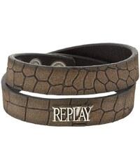 Replay Bracelet old grey