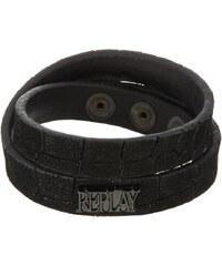 Replay Bracelet black