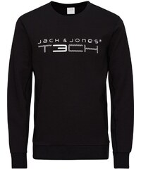 Jack & Jones Tech Sweatshirt black