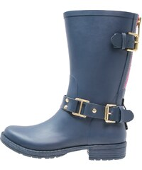 Colors of California Bottes en caoutchouc navy