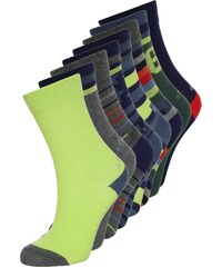 s.Oliver 8 PACK Chaussettes blue