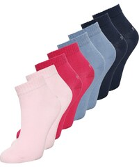 s.Oliver 8 PACK Chaussettes lollipop/rose/stone/blue