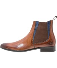 Melvin & Hamilton TONI 6 Bottines tan/eblue