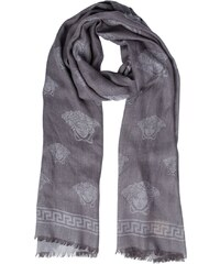Versace Écharpe grigio