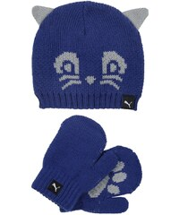 Puma MINICATS SET Bonnet mazarine blue