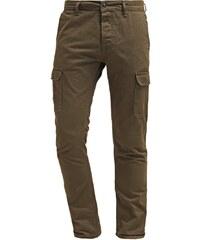 Topman Pantalon cargo khaki/olive
