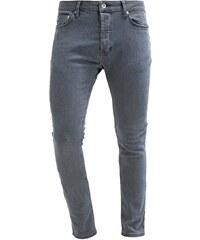Topman GLAZE Jeans Skinny dark blue