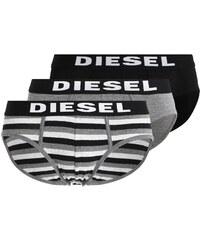 Diesel UMBRANDRE SLIP 3 PACK Slip 04