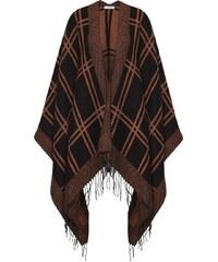 ICHI TALON Cape black