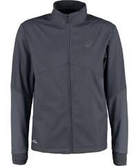 ASICS WINDSTOPPER Veste Hardshell dark grey