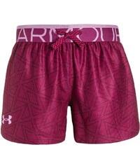 Under Armour PLAY UP Short de sport black cherry / verve violet