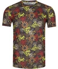 PLUS EIGHTEEN Tshirt imprimé red/yellow