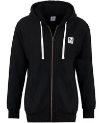 New Black DELUXE Sweat zippé black