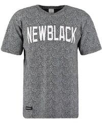 New Black PARLAY Tshirt imprimé black