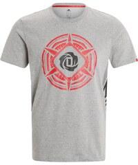 adidas Performance ROSE Tshirt de sport core heather
