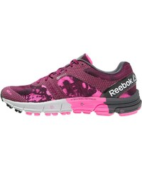 Reebok CROSSFIT ONE CUSHION 3.0 Chaussures de running neutres berry/pink/black/grey
