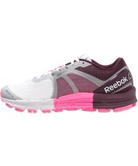 Reebok ONE GUIDE 3.0 Chaussures de running stables white/pink/maroon