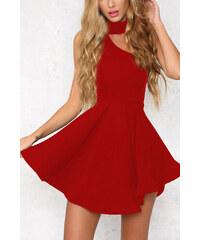 Saxana Červené šaty Shayla
