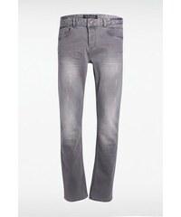 Jeans homme regular RIO-ROCKY Gris Coton - Homme Taille 36 - Bonobo