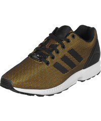 adidas Zx Flux chaussures gold/black/white