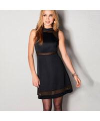 Venca Krátké slavnostní šaty černá