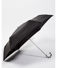 Lulu Guinness - Superslim 2 - Regenschirm - Schwarz