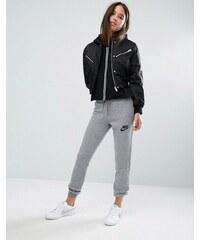 Nike - Rally - Pantalon de survêtement slim - Gris