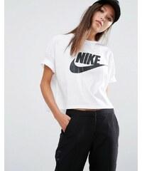 Nike - Signal - T-shirt court - Blanc