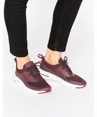 Nike - Air Max Thea - Baskets - Bordeaux - Rouge
