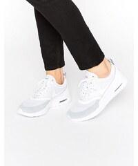 Nike - Air Max Thea Ultra - Baskets - Crème et gris - Blanc