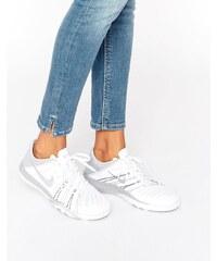Nike - Free Tr6 - Baskets - Blanc - Blanc