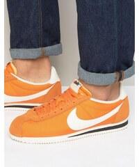 Nike - Cortez - Baskets classiques en nylon - Orange 844855-810 - Orange