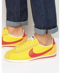 Nike - Cortez - Baskets classiques en nylon - Fauve 844855-750 - Fauve
