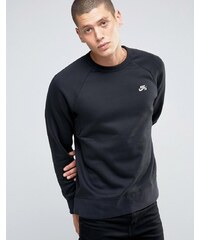 Nike SB - Icon 800153-010 - Sweat ras de cou - Noir - Noir