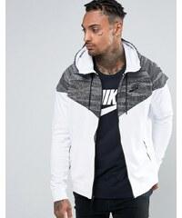 Nike 789568-100 Blouson aviateur Blanc Blanc
