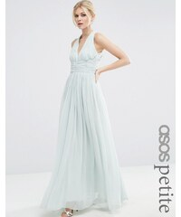 ASOS PETITE WEDDING - Hollywood - Maxikleid - Blau