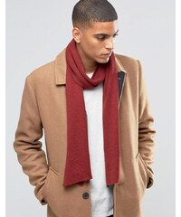 Selected Homme - Leth - Écharpe - Rouge