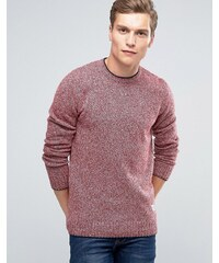Penfield - Gering - 2-farbiger Pullover - Rot