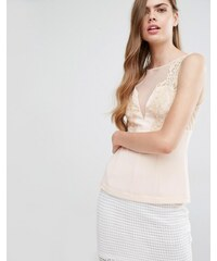 Alice McCall - Forget Me Knot - Top - Rose