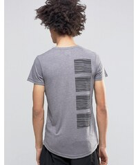 Systvm - Flint - T-Shirt in Ash - Grau