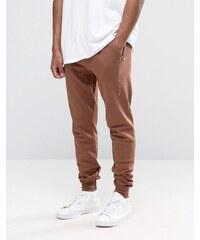 Criminal Damage - Pantalon de jogging skinny - Orange
